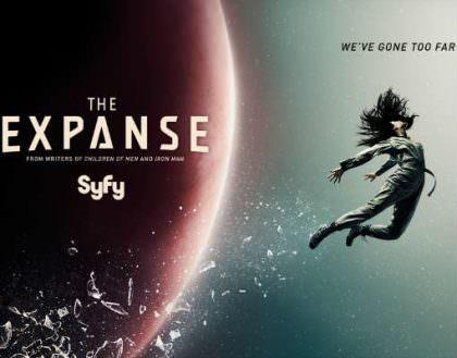 The Expanse på Netflix