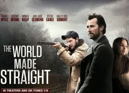 The World Made Straight på Netflix
