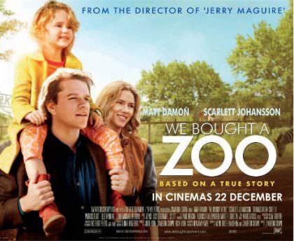 We Bought a Zoo på Netflix