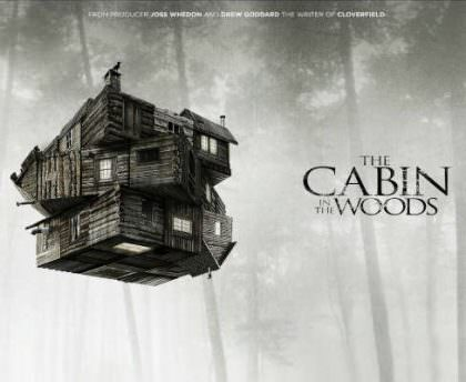 The Cabin in the Woods på Netflix