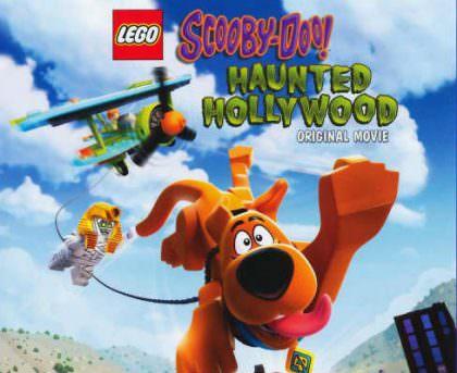 LEGO Scooby-Doo: Haunted Hollywood på Netflix