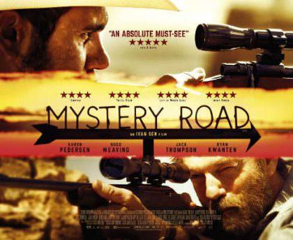 Mystery Roads på Netflix