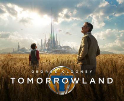 Tomorrowland med George Clooney på Netflix