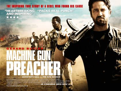 Machine Gun Preacher på Netflix