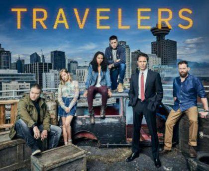 Seriepremiere: Travelers på Netflix