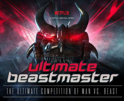 Ultimate Beastmaster nu på Netflix