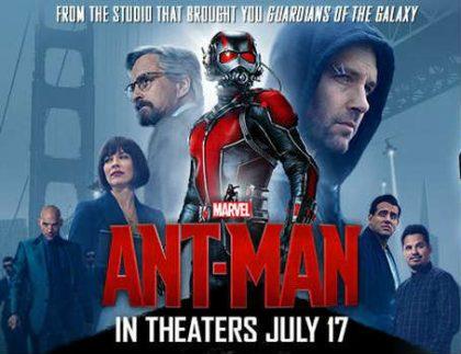 Ant-Man på Netflix