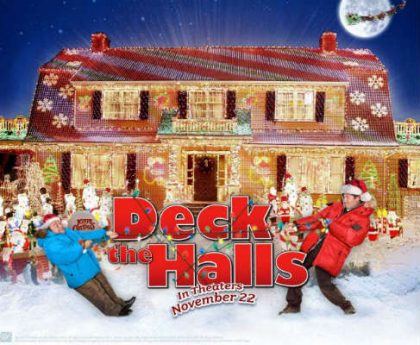Deck the Halls (En Lyslevende Jul)