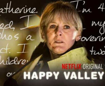 Happy Valley (Blindt spor) sæson 2 på Netflix