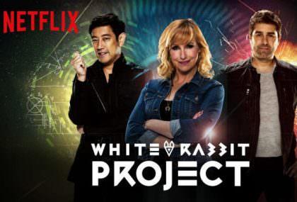White Rabbit Project på Netflix