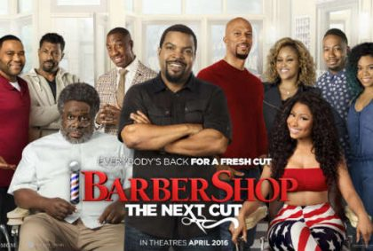 Barbershop 3 – A Fresh Cut på Netflix