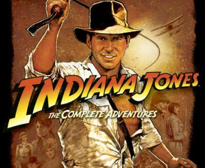 Alle fire Indiana Jones-film er nu på Netflix