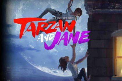 Tarzan og Jane på Netflix