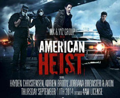 American Heist på Netflix