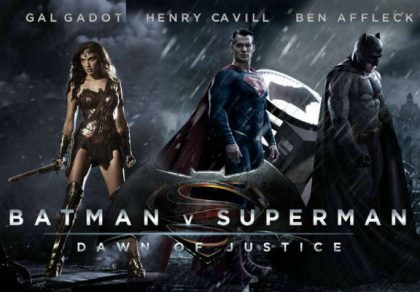 Batman v Superman: Dawn of Justice på Netflix