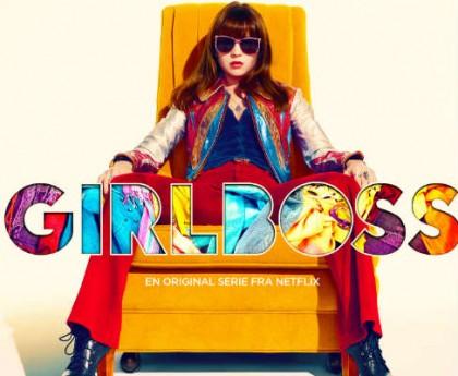 Ny Netflix-serie: Girlboss nu på Netflix