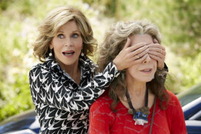 Grace and Frankie saeson 3 Netflix