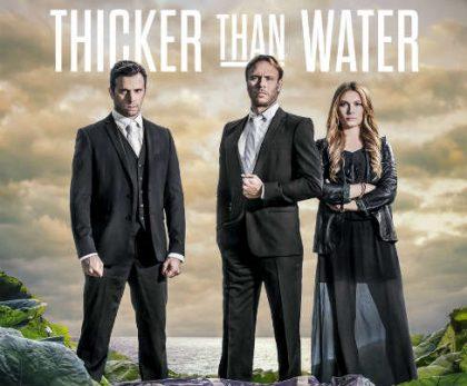 Thicker Than Water (Arvingerne i skærgården) på Netflix