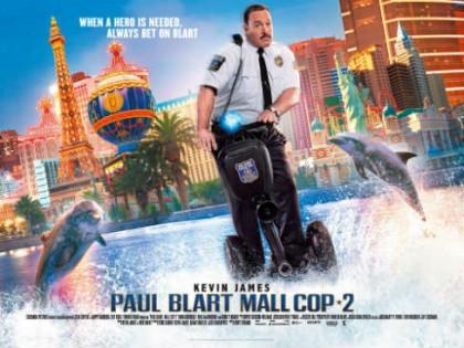Paul Blart: Mall Cop 2 på Netflix
