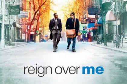Reign Over Me med Adam Sandler på Netflix