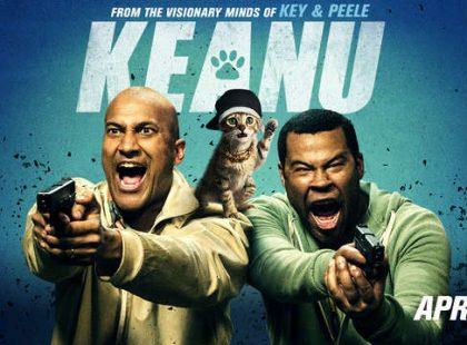 Keanu på Netflix