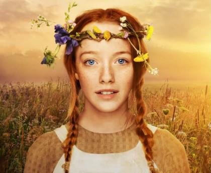 Anne (Anne fra Grønnebakken) på Netflix