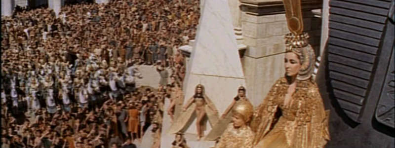 Cleopatra paa Netflix