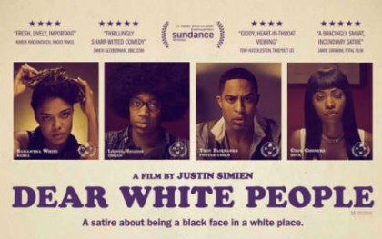 Dear White People på Netflix
