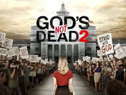 Gud Er Ikke Død 2 (God's Not Dead 2) på Netflix