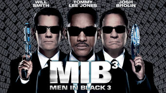 Men in Black 3 på Netflix