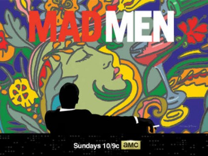 Mad Men sæson 7 på Netflix