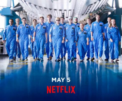 Marsgenerationen (The Mars Generation) på Netflix