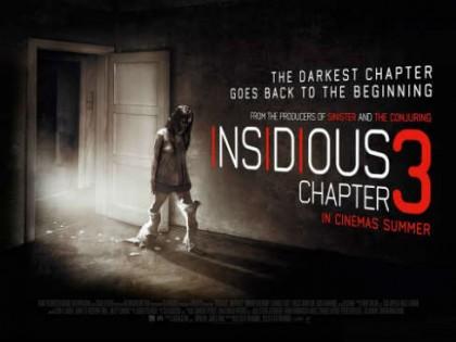 Insidious: Chapter 3 på Netflix