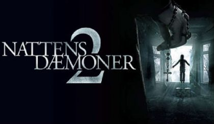 Nattens dæmoner 2 (The Conjuring 2) på Netflix