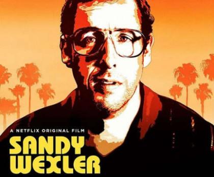 Sandy Wexler på Netflix