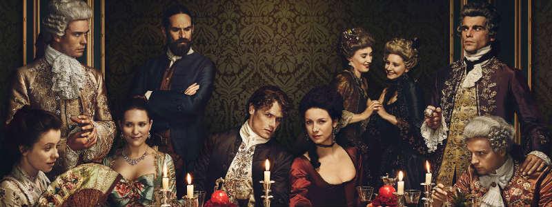 Outlander sæson 2 på Netflix