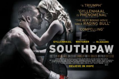 Southpaw på Netflix