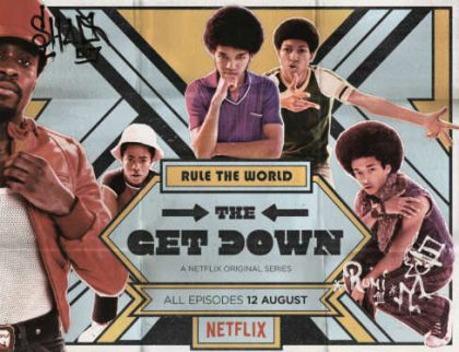 The Get Down part II på Netflix