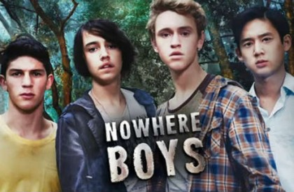 Nowhere Boys sæson 2 på Netflix