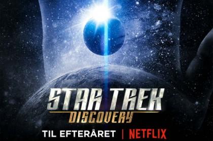 Star Trek: Discovery på Netflix