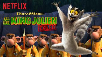 Seriepremiere: Hil Kong Julien: I Eksil