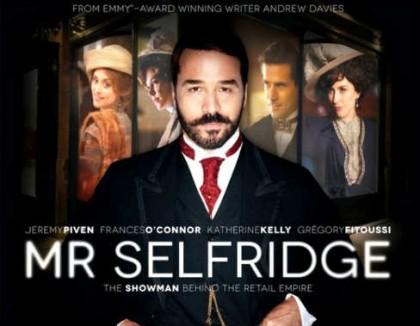 Mr. Selfridge sæson 4 (Store Forretninger) nu på Netflix