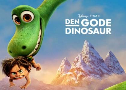 Den Gode Dinosaur på Netflix